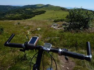 20120718_113628 Single Trail auf dem Bergrücken