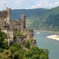 Burg Rheinstein bei Bingen